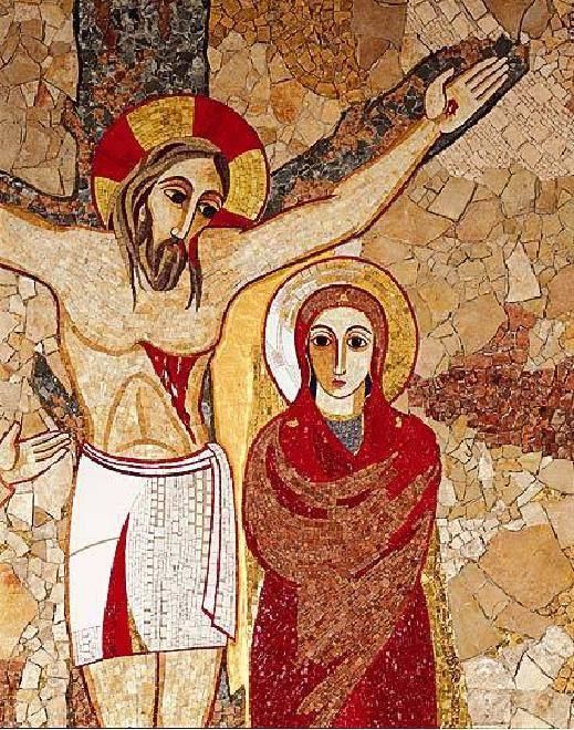 Fiesta de la Cruz y memoria de la Virgen de los Dolores en Pozo del Camino