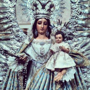 Traslado parroquial de Ntra Sra de los Dolores de Isla Cristina