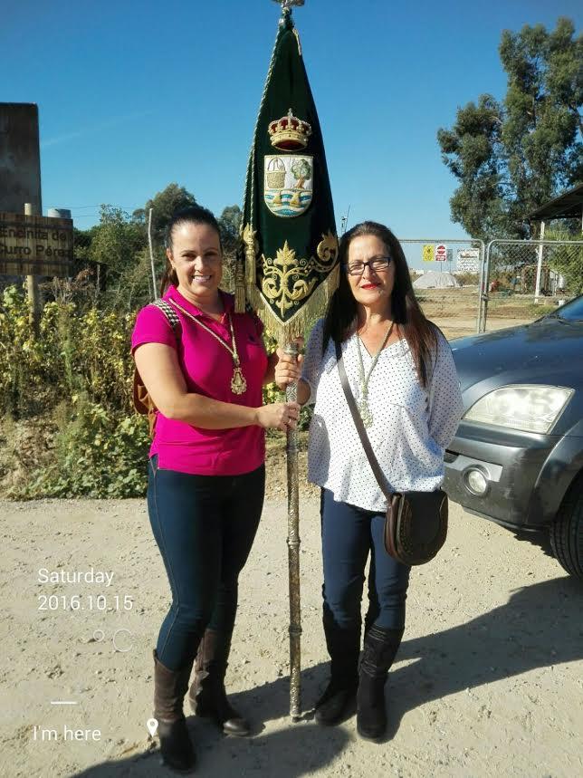 La Hermandad del Rocío de Isla Cristina celebró el Camino Chico o Joven de Invierno