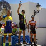 Buena actuación para los deportistas isleños en ciclismo