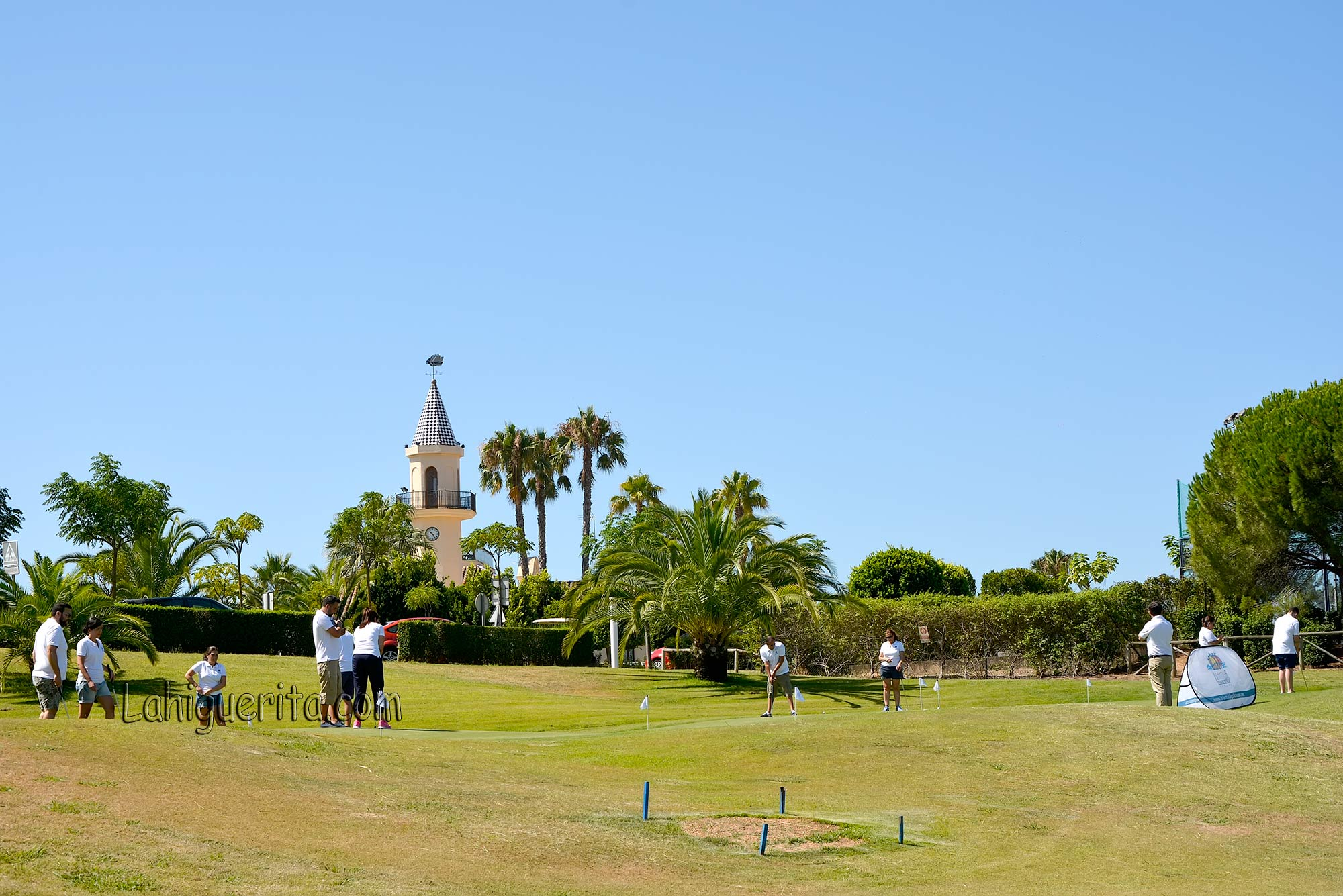Huelva anfitriona para impulsar la promoción y comercialización del golf en Andalucía