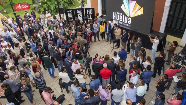 Felicitaciones Andalucistas a Huelva, Capital Gastronómica 2017