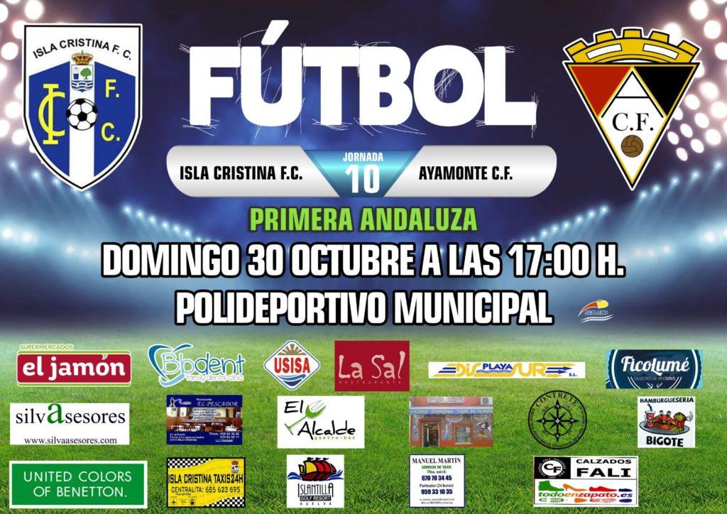 Llega el derbi entre el Isla Cristina FC –VS- Ayamonte CF