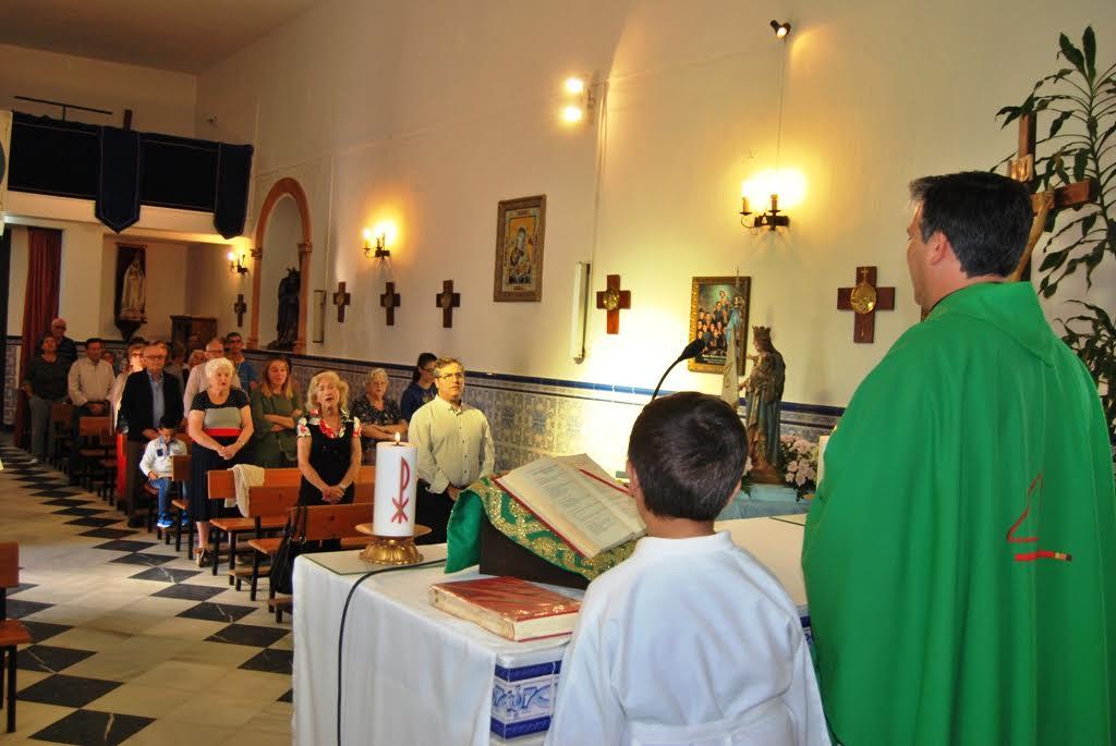Peregrinación de Otoño de María Auxiliadora de Pozo del Camino
