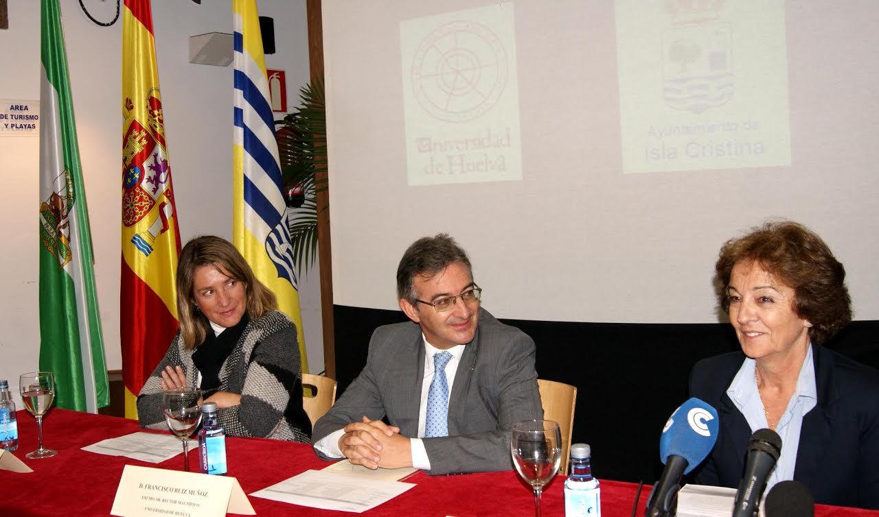 Inaugurado el Curso escolar 206_207 del Aula de la Experiencia en Isla Cristina