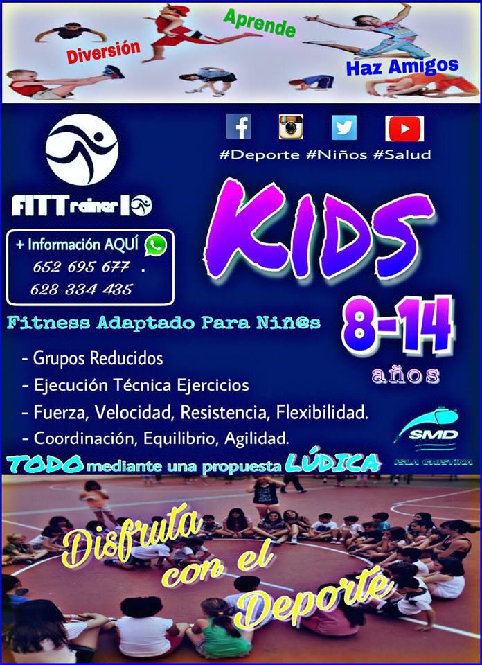 Comienza en Isla Cristina un nuevo proyecto de FITTrainer10