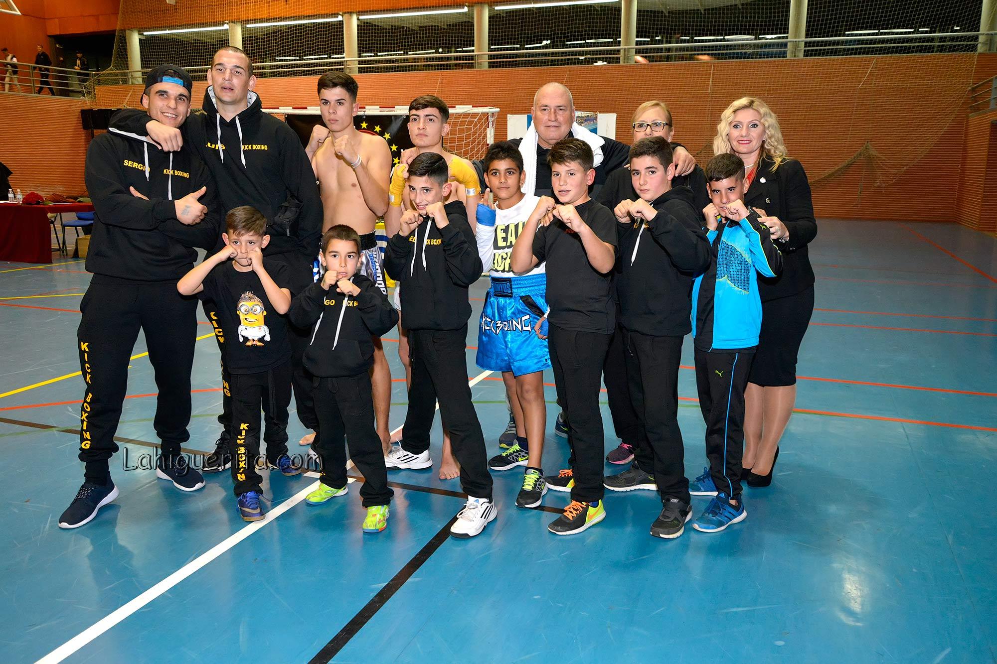 I Campeonato Kickboxing Isla Cristina