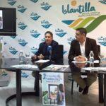 Acto de presentación del II Concurso de Pintura Rápida 'Colores de Islantilla'