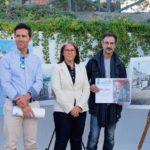 Las artes plásticas tomaron el Recinto Romero de Lepe con motivo del II Concurso de Pintura Rápida 'Colores de Islantilla'
