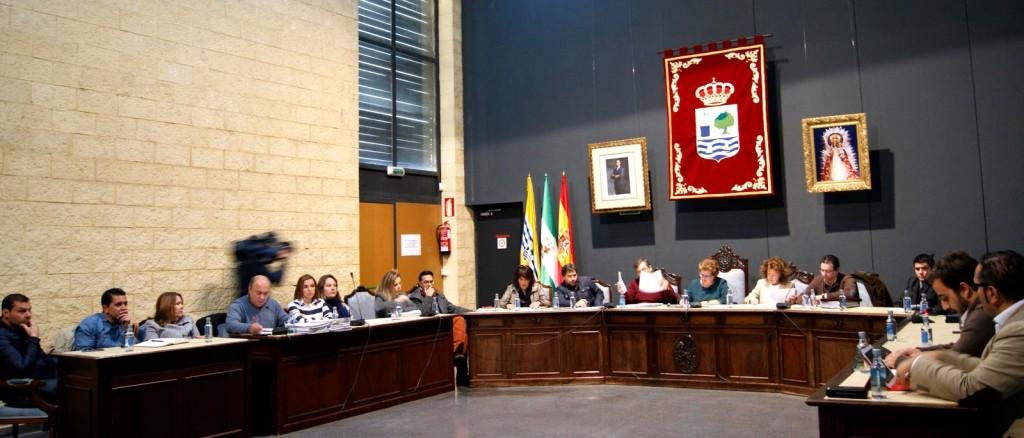 Nota de prensa tras el pleno ordinario del mes de noviembre Ayto Isla Cristina