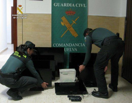 Detenidos los presuntos autores de una oleada de robos en La Antilla e Islantilla