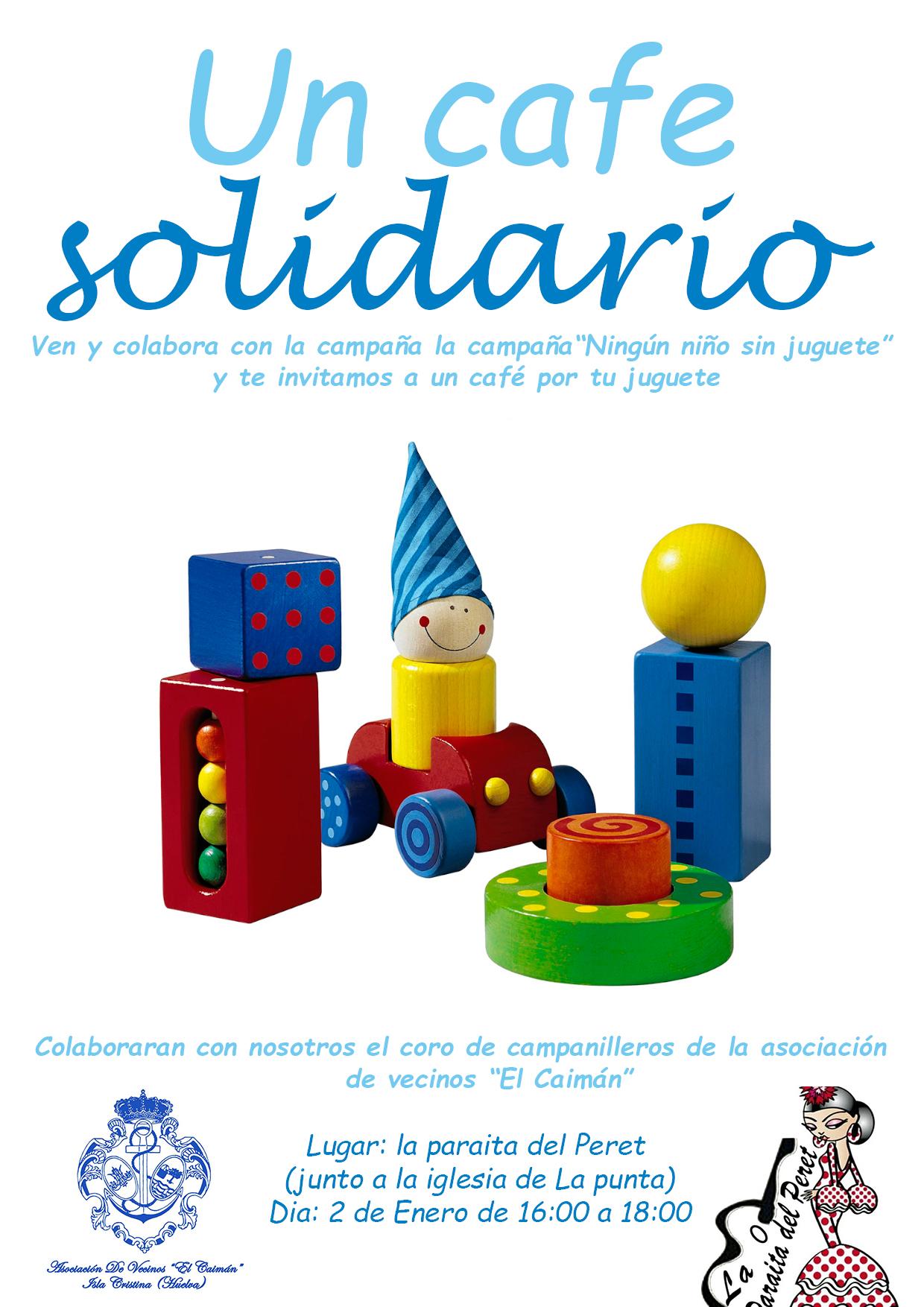 El Ayuntamiento isleño y el tejido asociativo hacen un llamamiento a la solidaridad para que ningún niño se quede sin su juguete