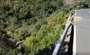 Fallece un vecino de Isla Cristina tras caer su vehículo en un barranco de Castillejos