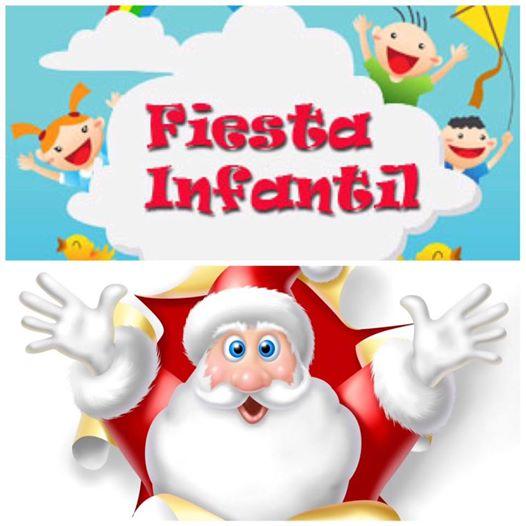Gran Fiesta Infantil de Navidad en Isla Cristina