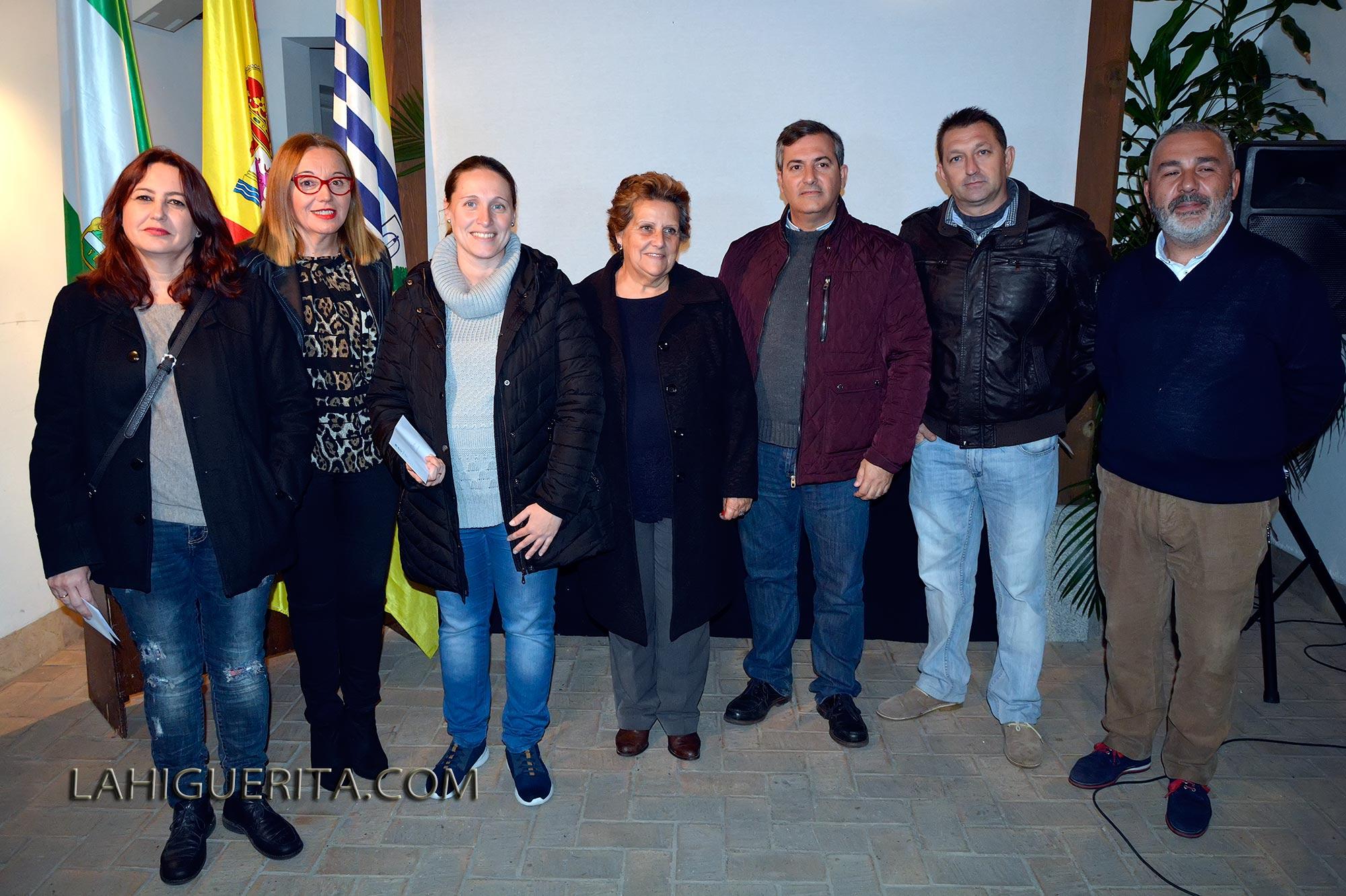 Inauguración del Concurso fotográfico de la Semana Santa de Isla Cristina 2016