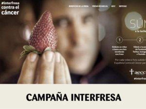 Interfresa repartirá fresas de Huelva para tomar en las campanadas de Fin de Año