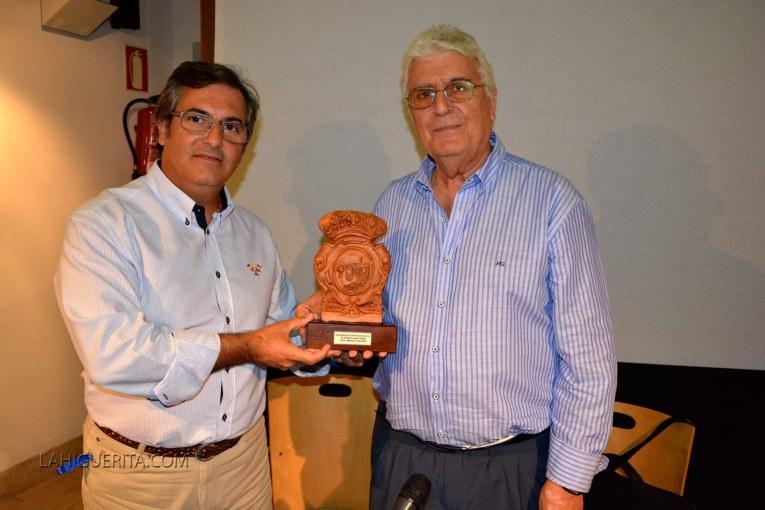 Presentación de la nueva edición del Periódico La Higuerita