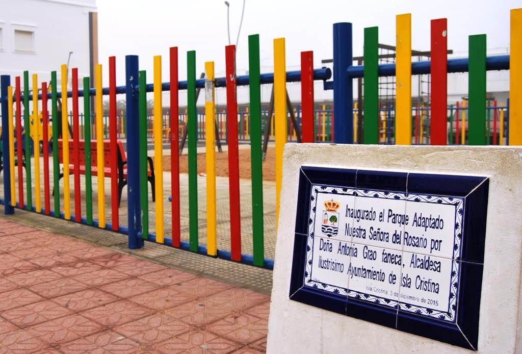 Comunicado Andalucista sobre las últimas reinauguraciones de la alcaldesa isleña