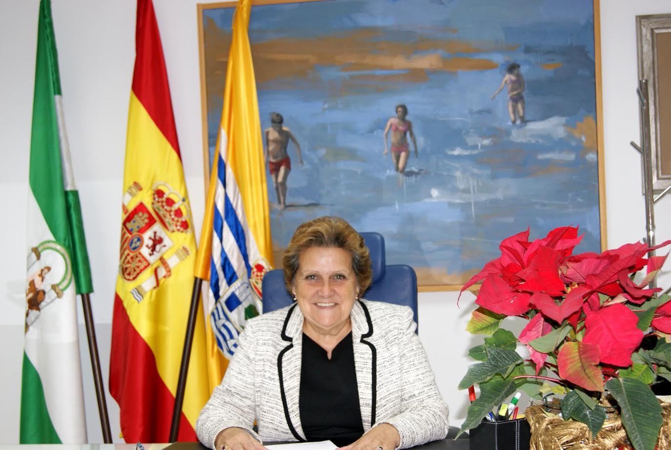 Saluda de la Alcaldesa de Isla Cristina para las Fiestas Navideñas