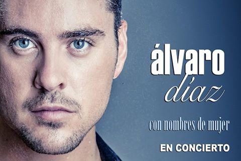 Concierto de Álvaro Díaz en Isla Cristina