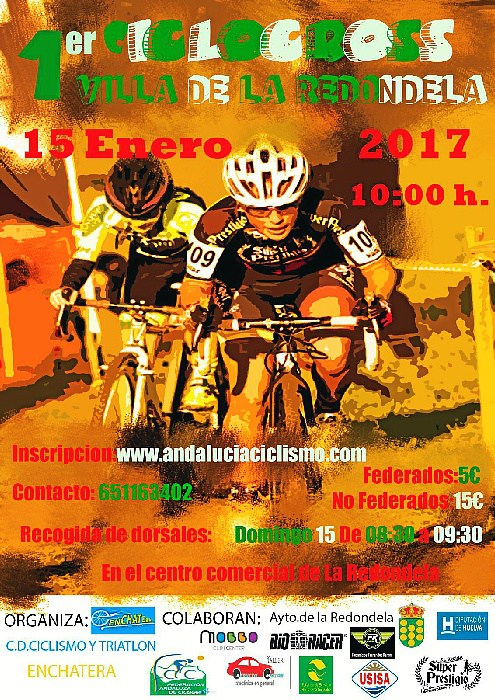 I Ciclocross Villa de la Redondela