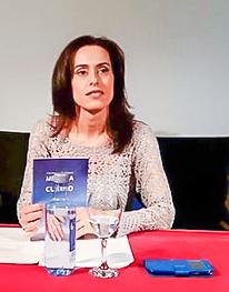 La isleña Eva Sarrias Rodríguez, ganadora del XXII Certamen de Poesía María del Villar