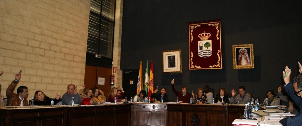 Pleno ordinario correspondiente al mes de marzo de 2017 del Ayuntamiento de Isla Cristina