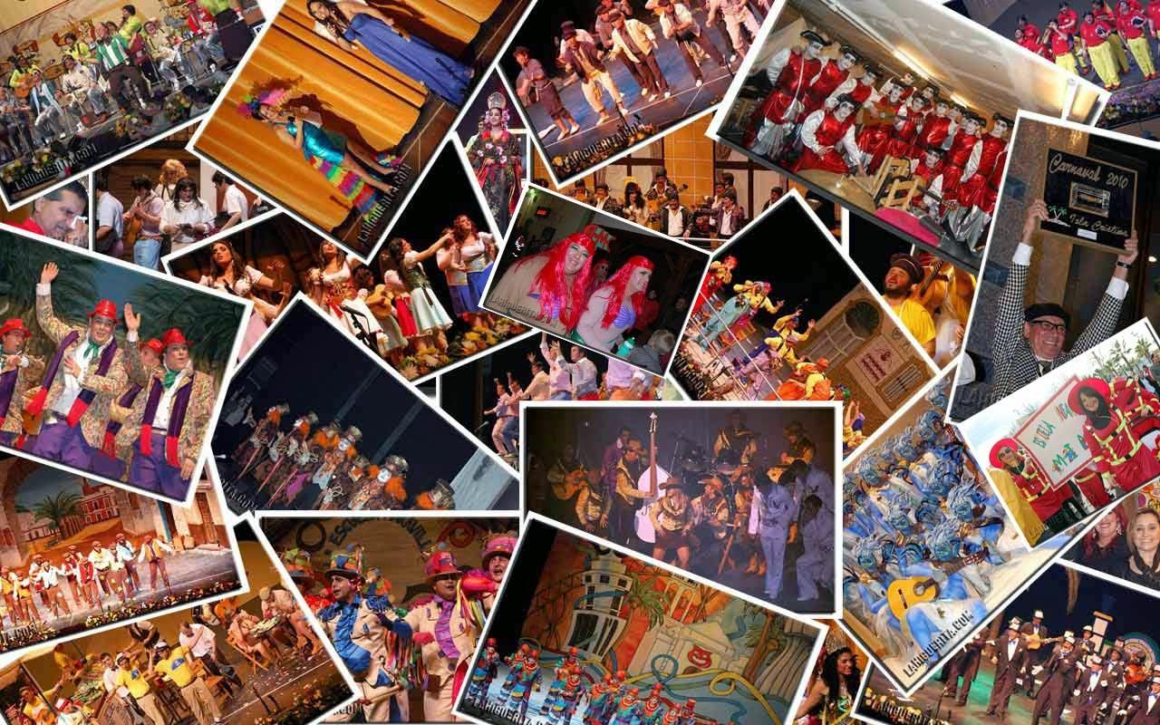 Recordatorio para la agrupaciones participantes en el LII Concurso de agrupaciones del Carnaval de Isla Cristina