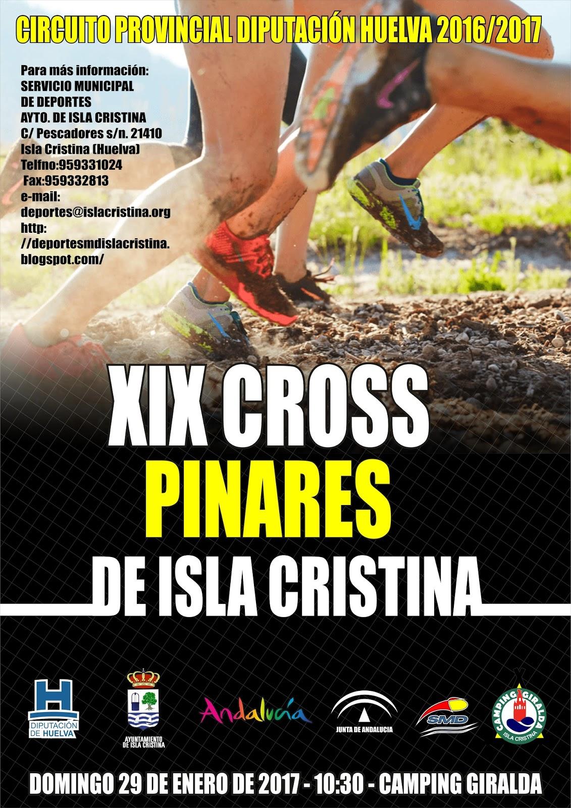 XIX Cross Pinares de Isla Cristina