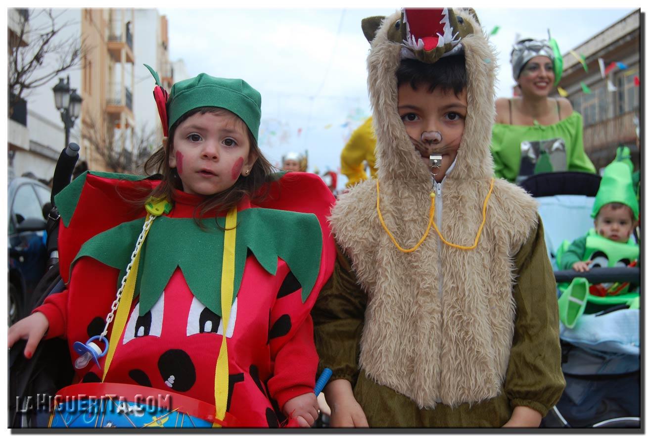 Bases para el concurso de disfraces del Carnaval de Isla Cristina 2017