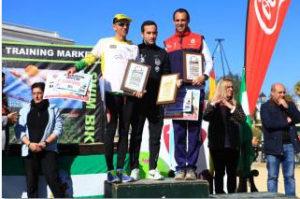 Ferrer gana el Gran Fondo del Guadiamar