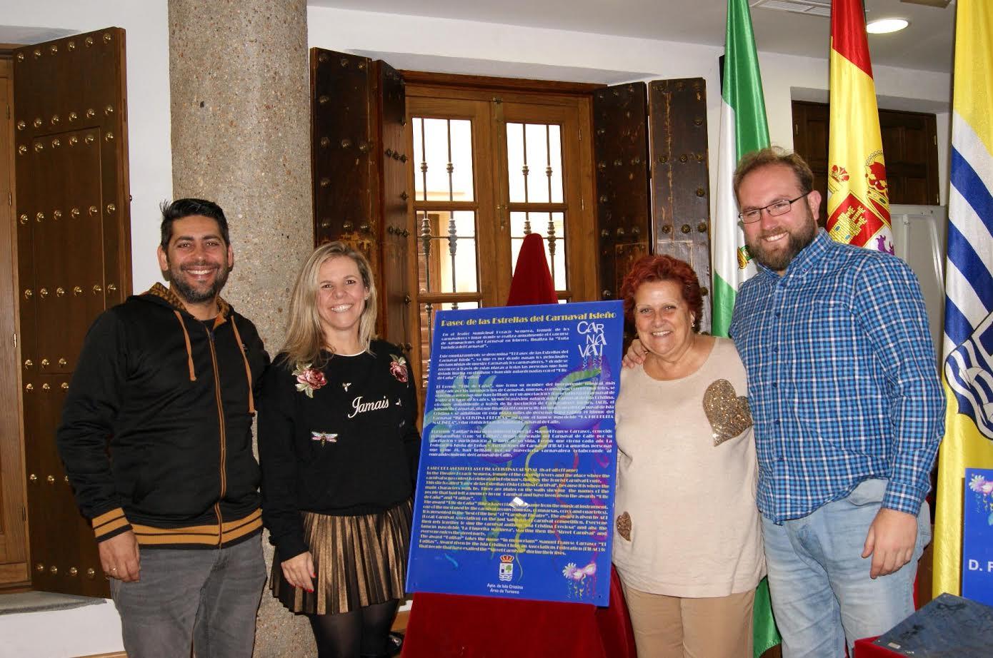 Presentada la 'Ruta del Carnaval Isleño'