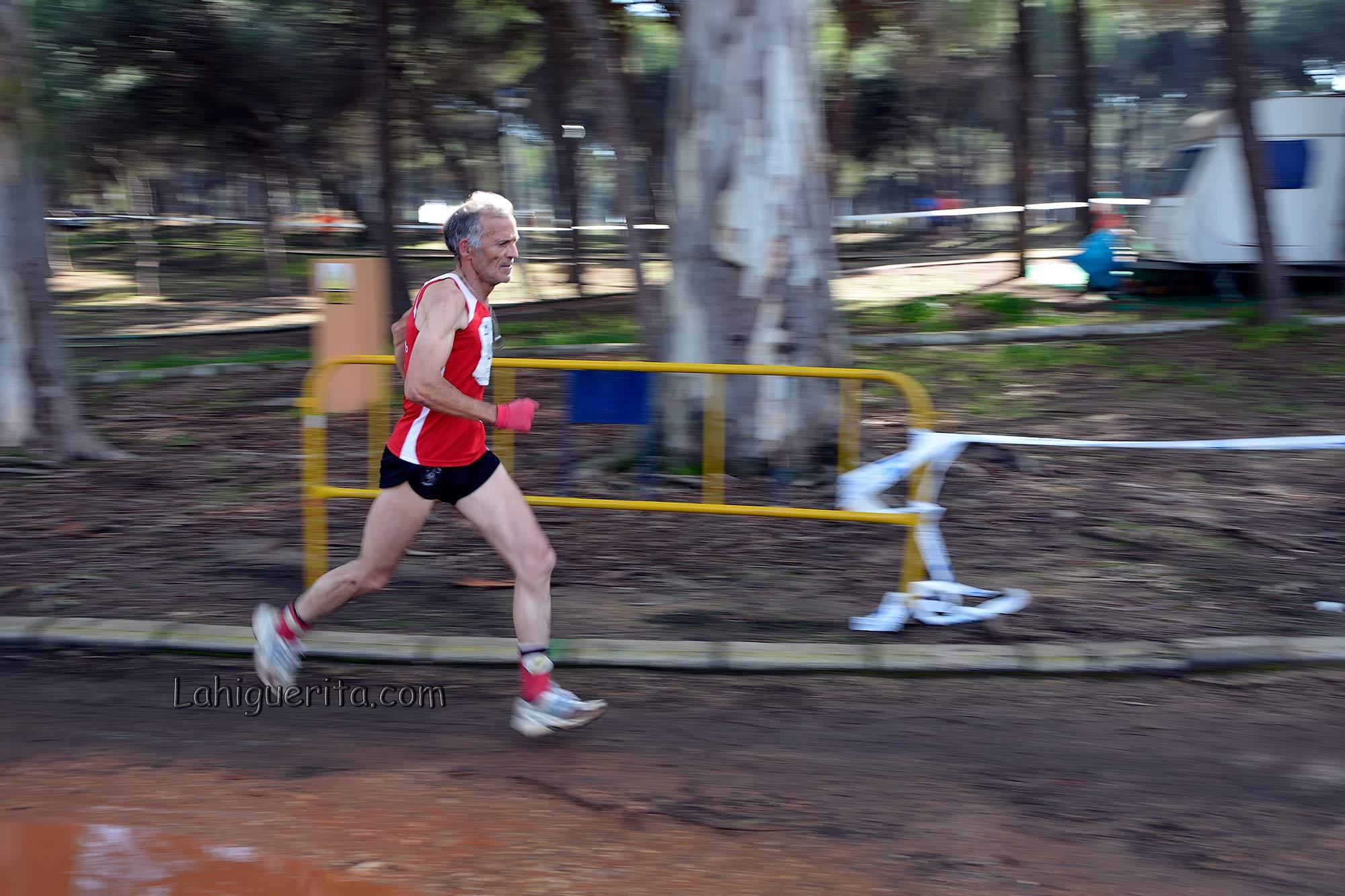 Julia Camacho y Julio Fernández campeones de Andalucía de Campo a Través