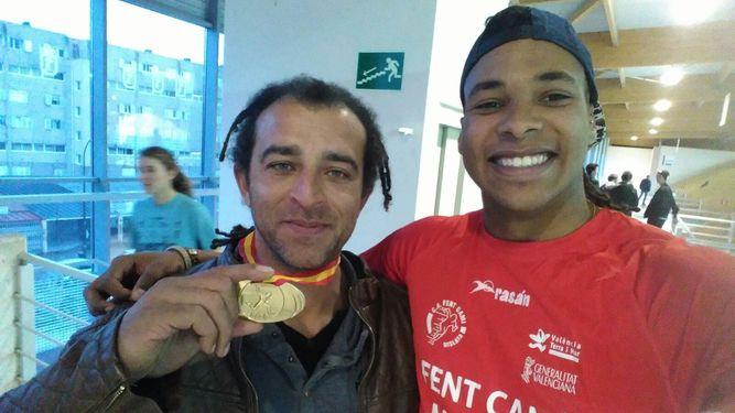 Alejandro Matantu logra el oro en el XXXII Campeonato de España