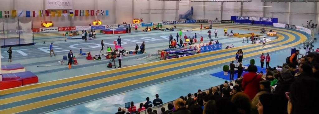 El atletismo onubense presente en el Campeonato de Andalucía Juvenil y de España de Clubes de Campo a Través