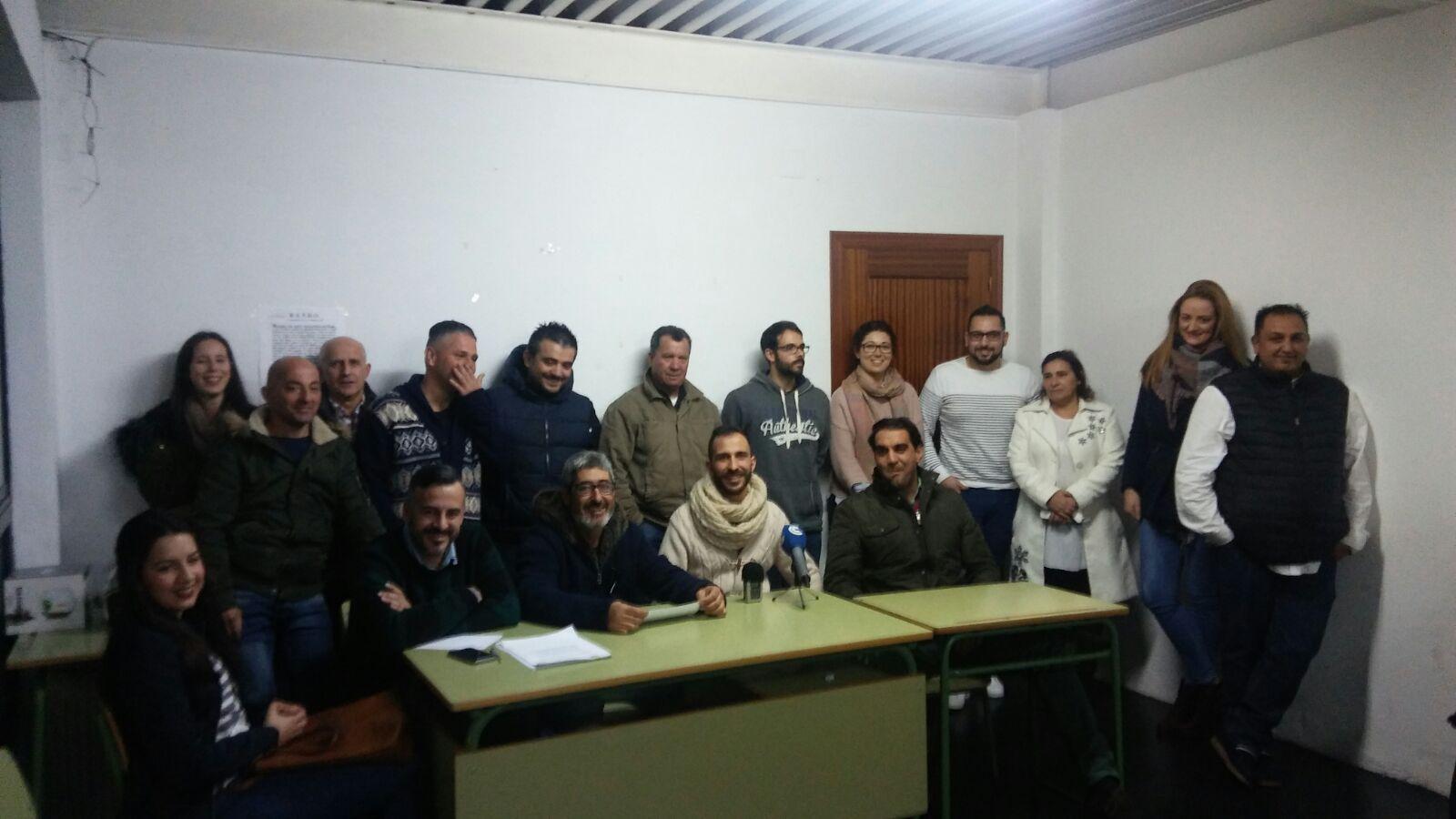 Jurado oficial para el Concurso de Agrupaciones del carnaval de Isla Cristina 2017