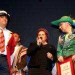 Manuel González Gutiérrez, El Tubito', pregona los carnavales isleños