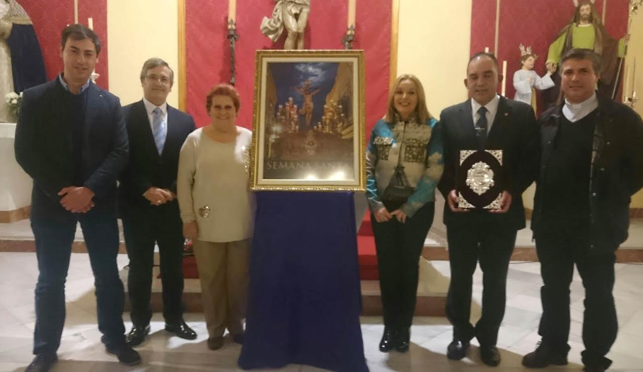Presentación del Cartel y Pregonero de la Semana Santa de Isla Cristina 2017