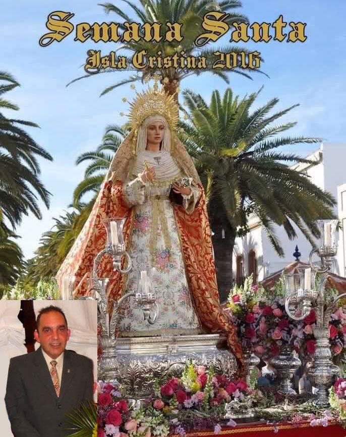 Presentación del Cartel y Pregonero de la Semana Santa de Isla Cristina
