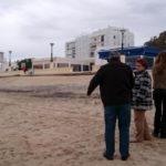 Las Playas isleñas afectadas por el último temporal