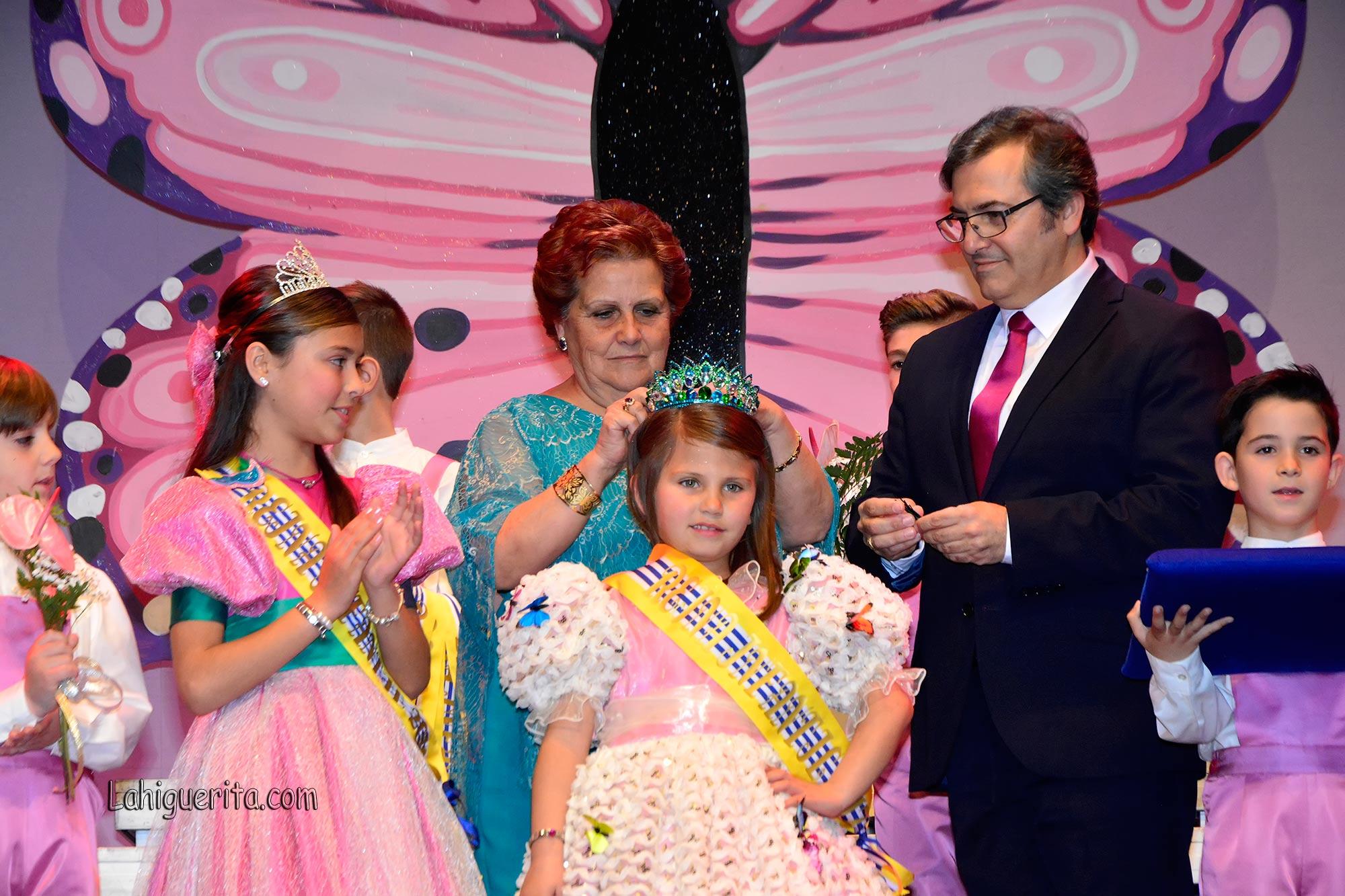 Gala Coronación de la Reina Infantil del Carnaval de Isla Cristina