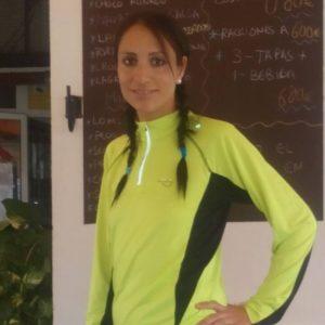 Lidia Rodríguez y Nacho Yigermal subcampeones de Andalucía de fondo en pista