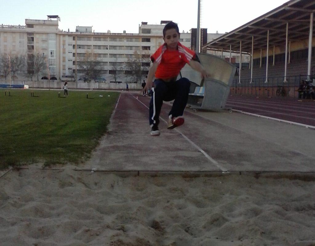 Los onubenses a por el oro del Andaluz Infantil en pista cubierta