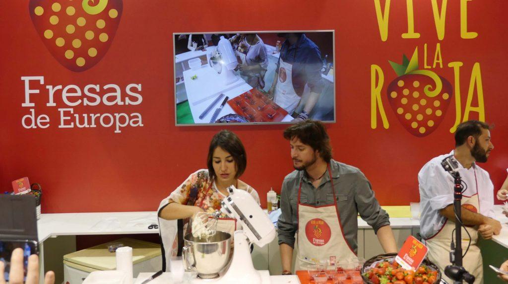 """II Concurso de recetas para blogueros """"Fresas de Europa"""""""