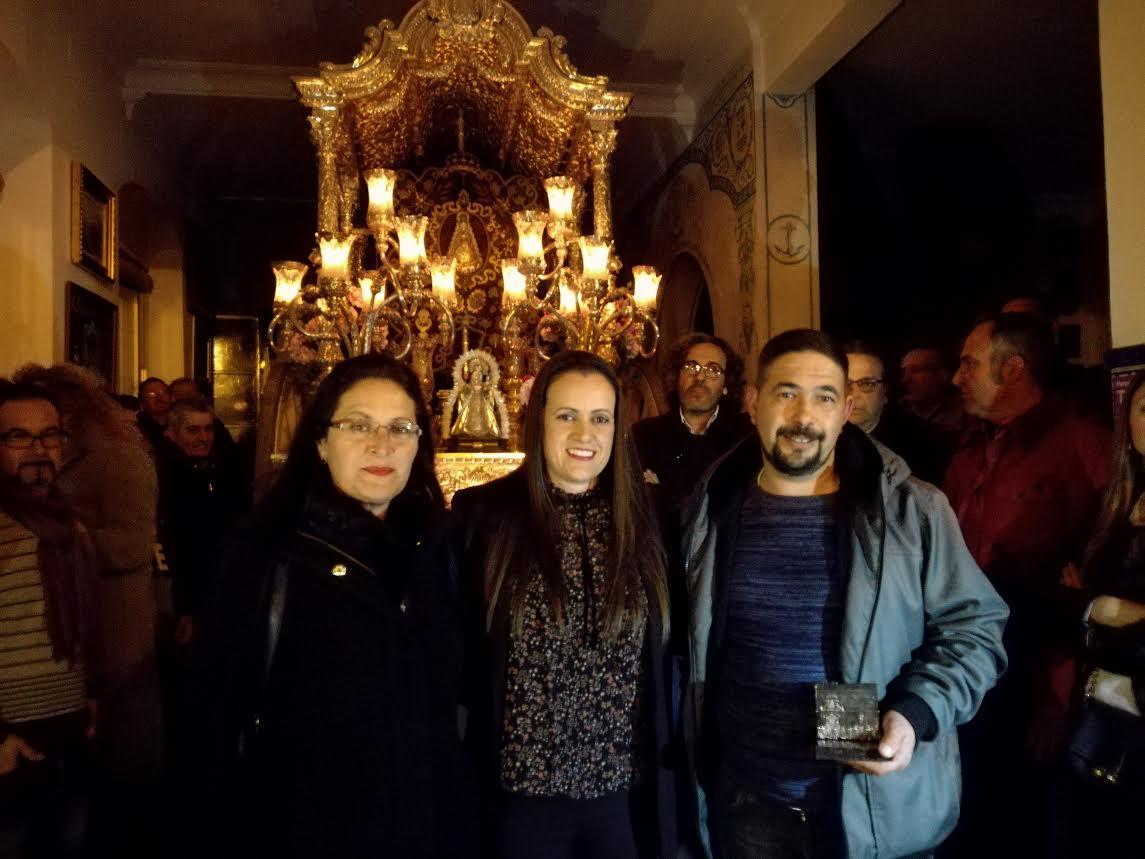 La Hermandad de la Bella de Isla Cristina Canta la Salve