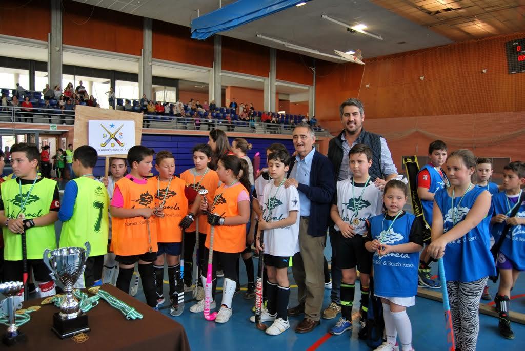 Vuelve el Hockey Sala a Isla Cristina