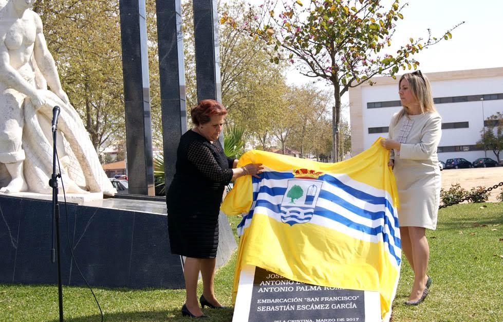 Isla Cristina rinde homenaje a nueve marineros desaparecidos en 1917