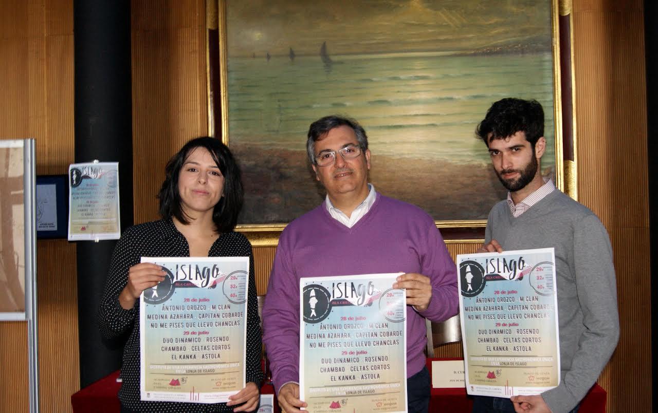 Isla Cristina acogerá en julio la segunda edición del Festival IslaGo