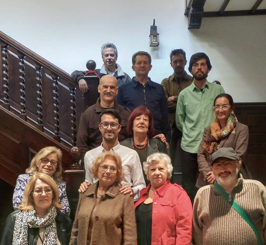 Cinco poetas onubenses ofrecieron una lectura en la Biblioteca Municipal de Isla Cristina