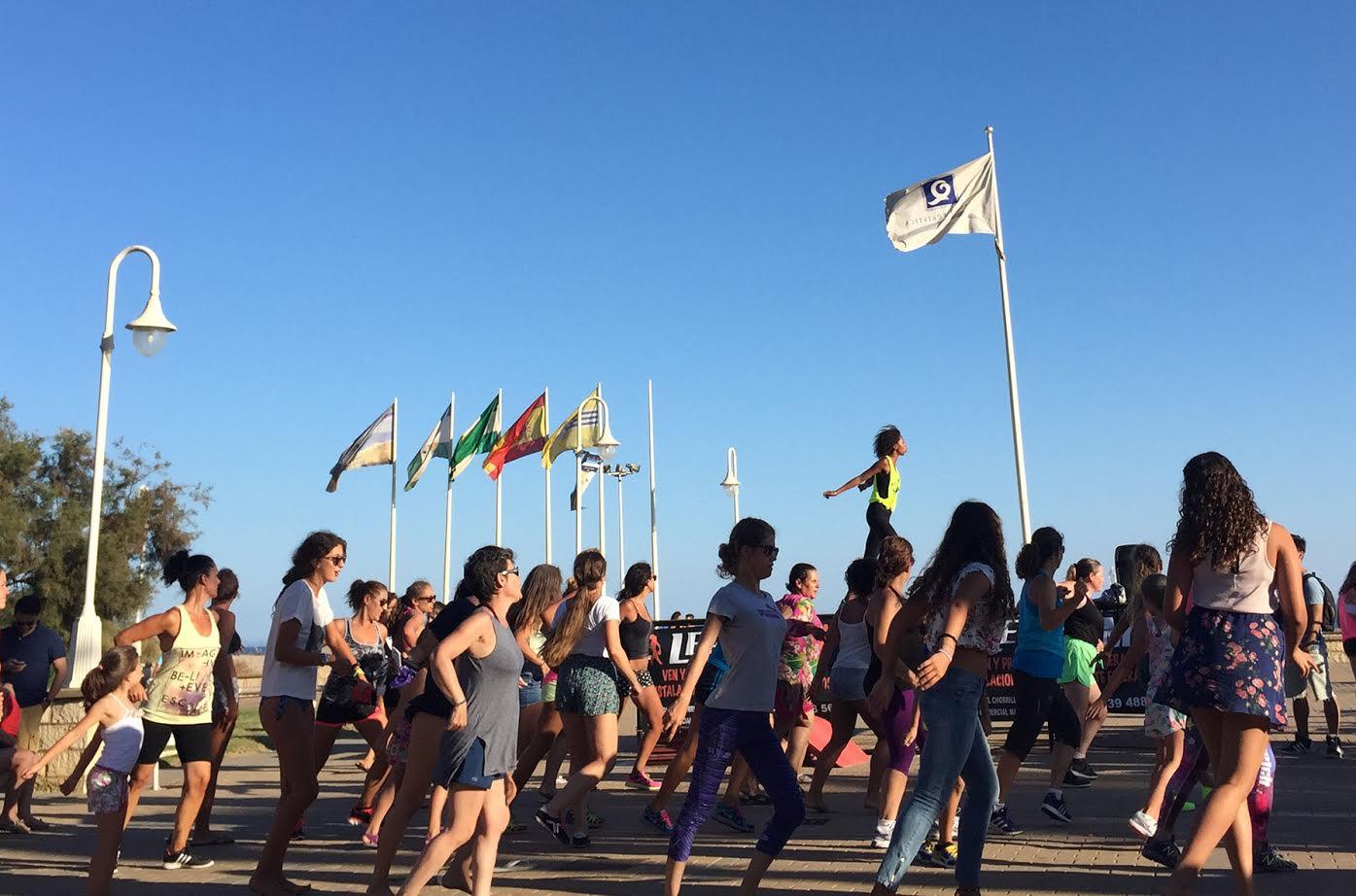 Fitness con Bodyfit Experience en el próximo Sábado Deportivo de Islantilla